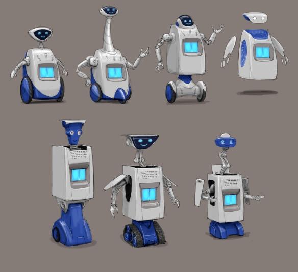 Estufarobot